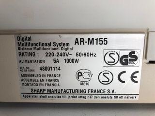 Fotocopiadora digital SHARP AR-M 165