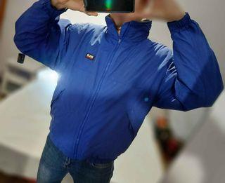 chaqueta Slam azul unisex