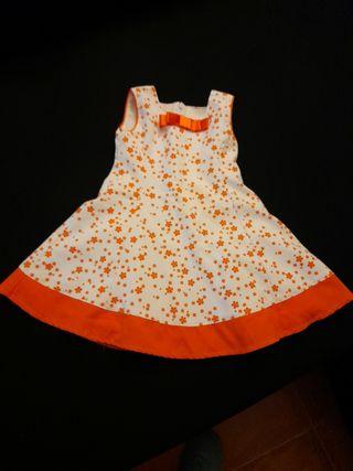 Precioso vestido ceremonia talla 2 años 15€