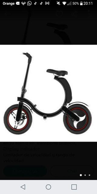 e-patti bici electrica