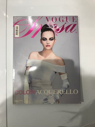 Revista Vogue Italia sposa