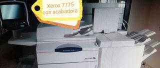 impresora Xerox modelo 7775