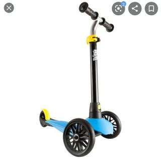 Patinete scooter oxelo B1 azul