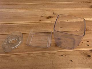 Kit de cultivo de aguacates.
