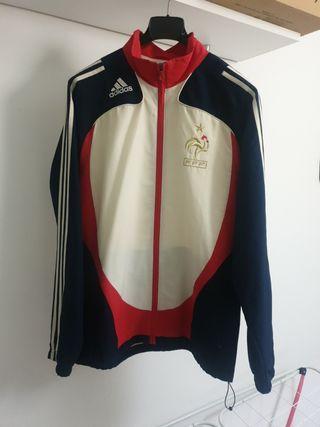 chaqueta Federación Francesa fútbol