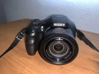 Cámara Bridge Sony DSC-HX350