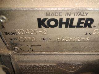 motor Kohler KD 425-2