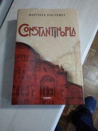 Libro Constantinopla de Batiste Touvetey