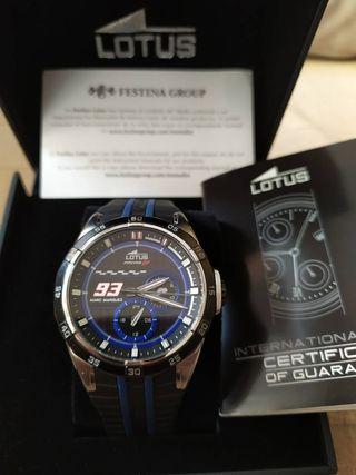 URGE Reloj Lotus Edición limitada Marc Márquez