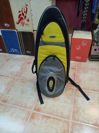 Funda Amarilla Trombón marca GLG Nueva LIQUIDACIÓN