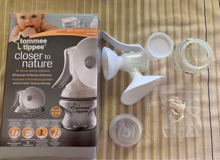 SACALECHES MANUAL tomme tippee