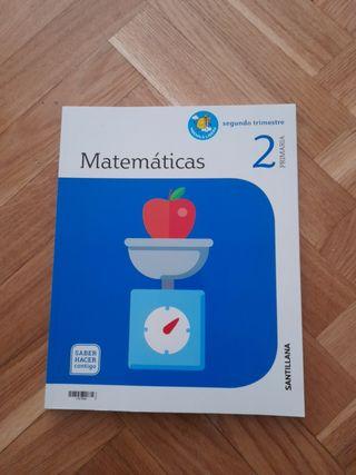 Matemáticas Saber Hacer 2o Primaria