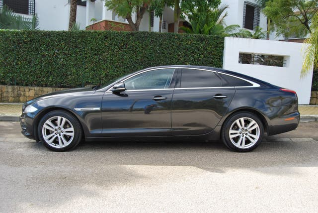 Jaguar XJ 2011 3.0DIESEL LUXURY PREMIUM de segunda mano ...