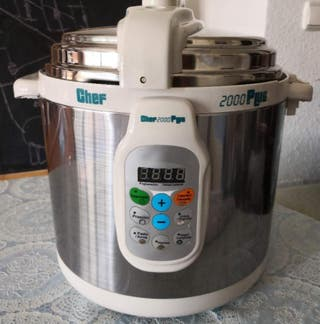 Robot de cocina, Chef 2000 Plus