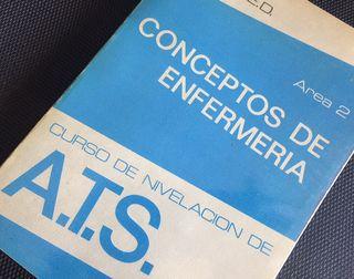 AREA 2 CONCEPTOS DE ENFERMERIA - NIVELACION ATS