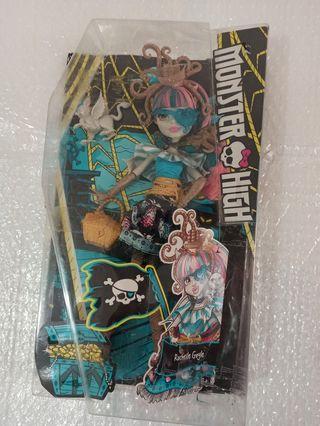 Monster High muñeca Rochelle Shriek Wrecked