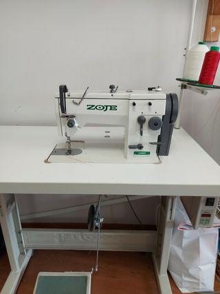 Máquina coser Zig zag / Recta