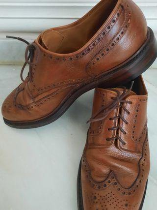 Zapatos Ingleses CROCKETT JONES,Y ZAPATOS DE ANTE.