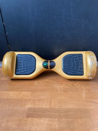 Hoverboard/minisegway/minirover color oro