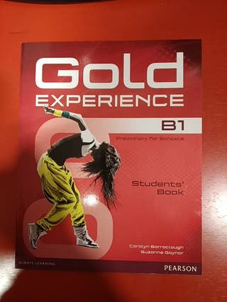 GOLD EXPERIENCE B1