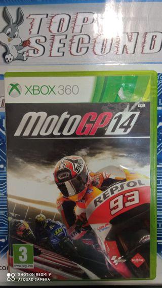 JUEGO MOTO GP 14 XBOX 360