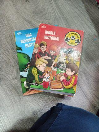 libros infantiles, tematica futbol