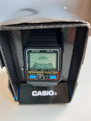 Casio Game watch GR-5