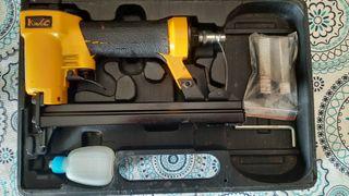 Grapadora neumática Kivec 8016k
