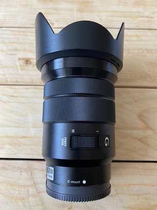 Objetivo 18-105mm f4+filtro freewell magnetico