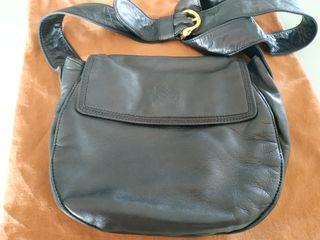 bolso de Loewe de piel de tafilete