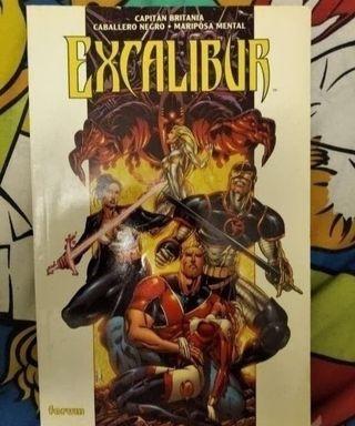 Excalibur Marvel