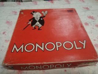 monopoly antiguo 1985