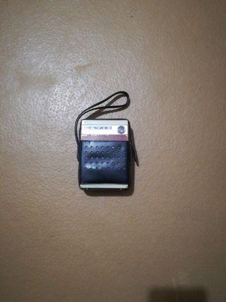 radio de colección de bolsillo