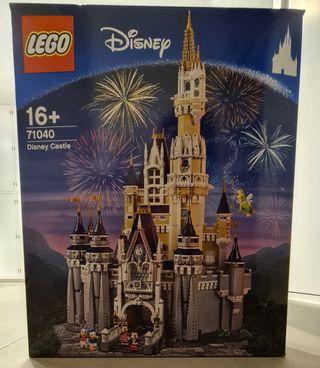 Castillo Disney LEGO 71040