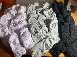 Calcetines pinkies invisibles NUEVOS