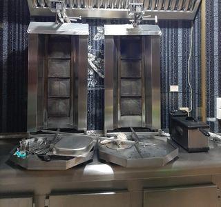 maquinas de kebab