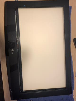 Panel luminoso de LCD