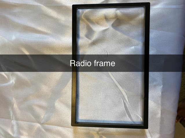 Car radio (universal)