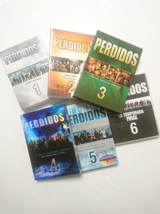Serie Perdidos DVD