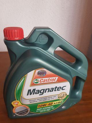 Aceite Castrol 10w-40