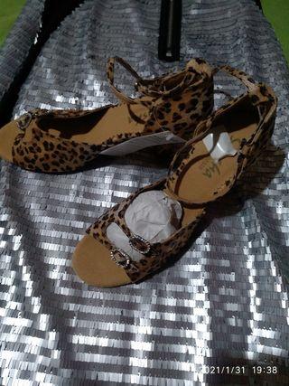 Zapatos baile de Salón, Salsa num 38 nuevos