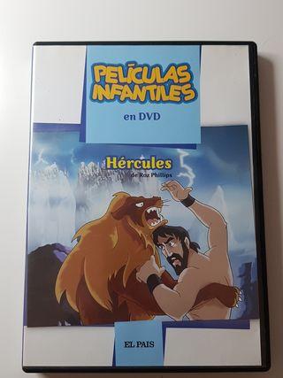 Dvd - Hercules