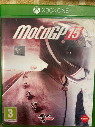 MotoGp15 XBOX ONE