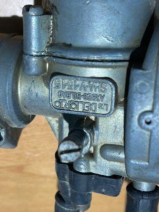 Carburador dellorto 15 15 de vespino