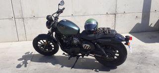 MOTO125cc .AGUILA HYOSUNG GV.DEL 2019.