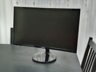 "Pantalla Samsung 24"" Curva FullHD - Monitor PC"
