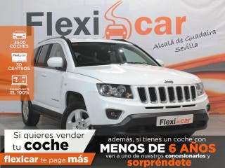 Jeep Compass 2.2 CRD North 4x4 163 CV