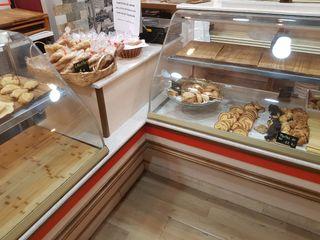 mostradores panadería