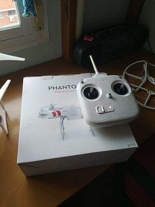 DRON DJI PHANTOM 1 ACTUALIZADO A V2