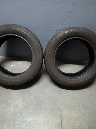 2 ruedas Bridgestone 180/60/R15
